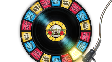 GnR scatter wheel