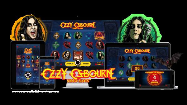 Ozzy Osbourne The Headline Act As Netent Rocks Returns Netent Better Gaming