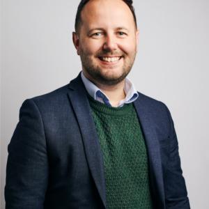 Gavin Hamilton, COO - NetEnt