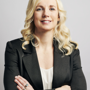 Therese Hillman, CEO – NetEnt